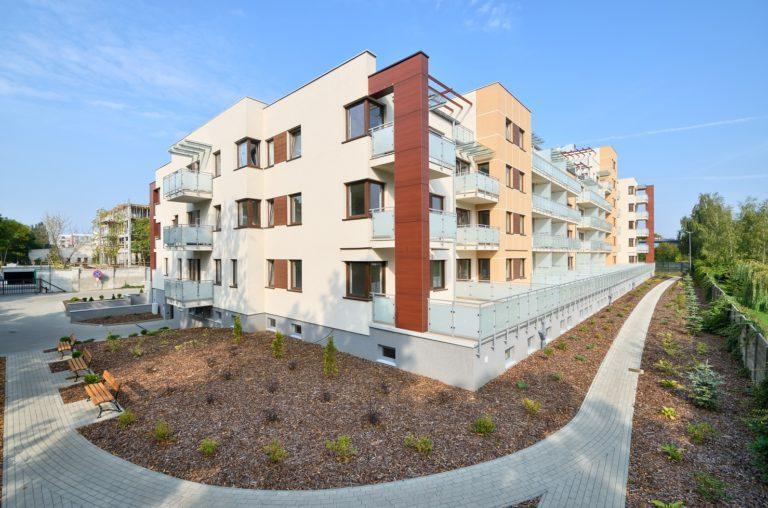 Zdjęcie z inwestycji Nowe Sady - Getmar