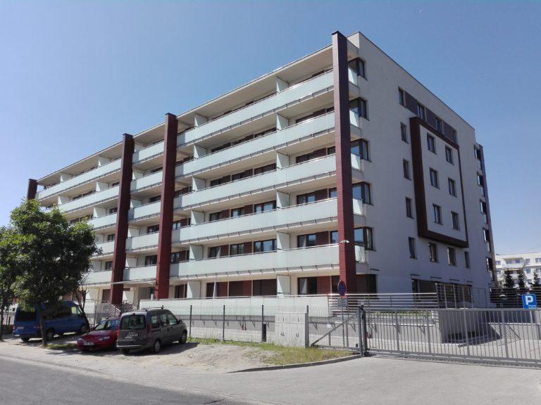 Zdjęcie z inwestycji Nowe Sady II - Getmar