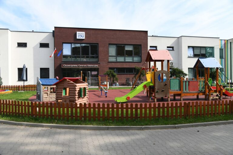 Zdjęcie z inwestycji Chrześcijańskie Centrum Edukacyjne - Getmar
